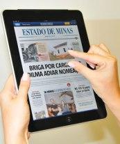 Versões digitais dos impressos ganham espaço no mercado  (Foto: Divulgação)