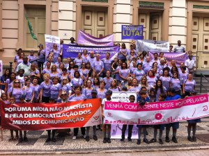 2ª Marcha das Mulheres em Juiz de Fora